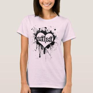 T-shirt de COEUR de SALSA