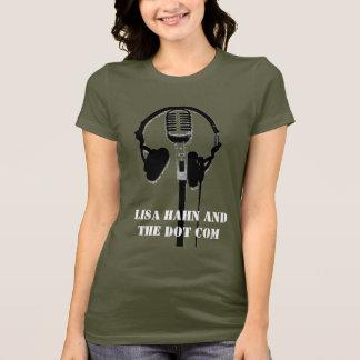 T-shirt de COM de point