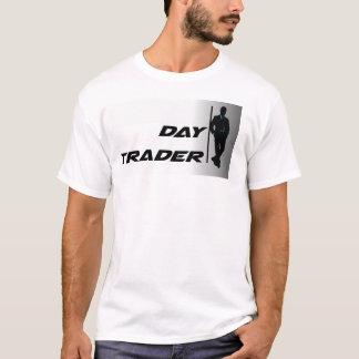 T-shirt de commerçant de jour