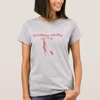 T-shirt de congé de steward (hôtesse de l'air)