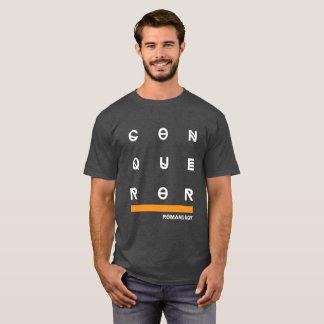 T-shirt de conquérant