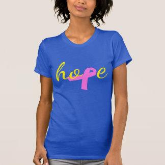 T-shirt de conscience de cancer du sein