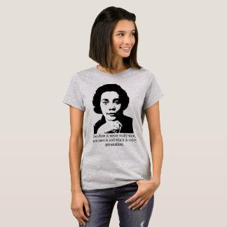 T-shirt de Coretta Scott King