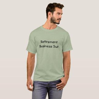 T-shirt de costume de retraite
