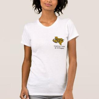 T-shirt de cou de scoop de dames