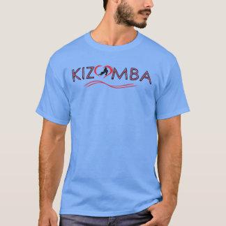 T-shirt de couples de coeur de Kizomba