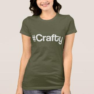 T-shirt de #CRAFTY