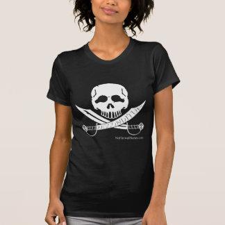 T-shirt de crâne d'Absconditum