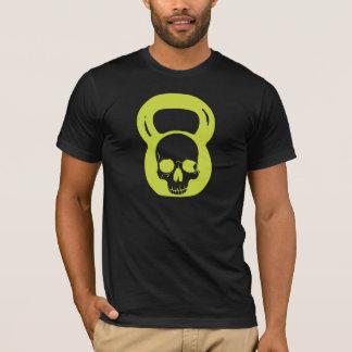 T-shirt de crâne de Ketlebell