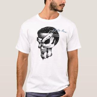 T-shirt de crétin de caniveau