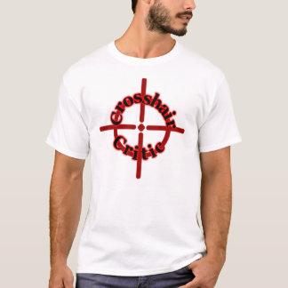 T-shirt de critique de réticule