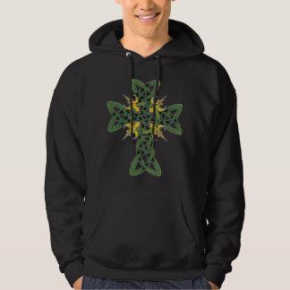 T-shirt de croix celtique