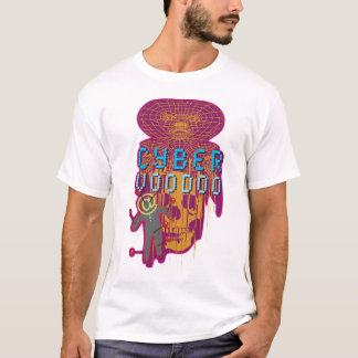 T-shirt de Cyber-Vaudou