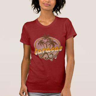 T-shirt de dames de Caracas petit