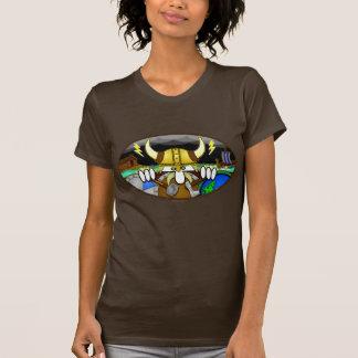 T-shirt de dames de Viking Kilroy