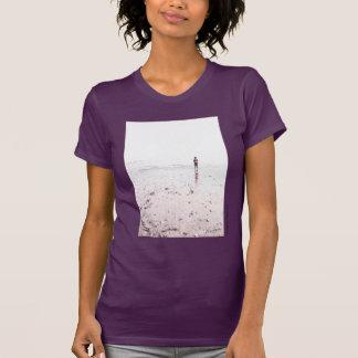 T-shirt de défi de l'eau d'Elizabeth Howard