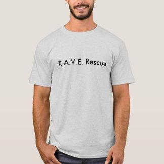 T-shirt de délivrance du R.A.V.E. des hommes