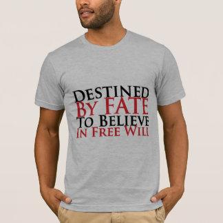 T-shirt de destin