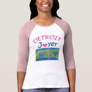 T-shirt de Detroit Joyer