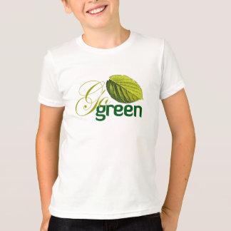 T-shirt de devenez écolo