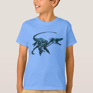 T-shirt de dinosaure de Deinonychus