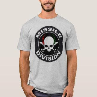 T-shirt de Division de missile
