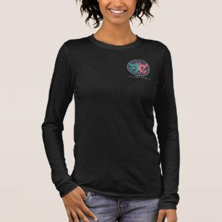 T-shirt de douille du Jersey d'amende américaine