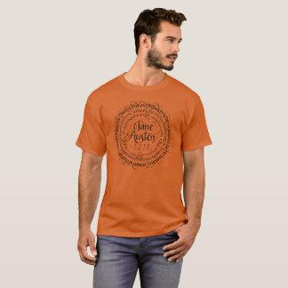 T-shirt de drames de période de Jane Austen des