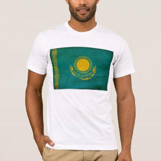 T-shirt de drapeau de Kazakhstan