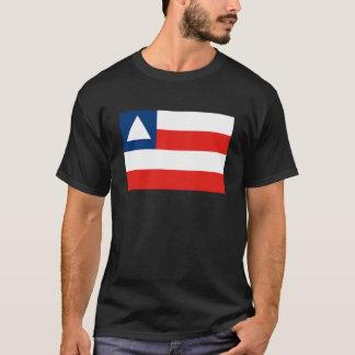 T-shirt de drapeau du Bahia