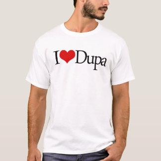 T-shirt de Dupa du coeur I