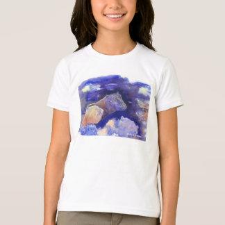 T-shirt de famille d'hippopotame