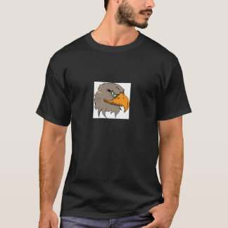 T-shirt de faucon