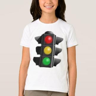 """T-shirt de """"feu de signalisation"""" de dames"""