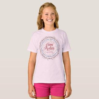 T-shirt de filles d'adaptations de drame de