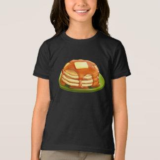 T-shirt de filles de crêpes