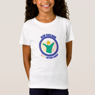 T-shirt de filles de la jeunesse de NEKAG