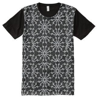 T-shirt de flocon de neige