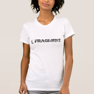 T-shirt de fragment de dames
