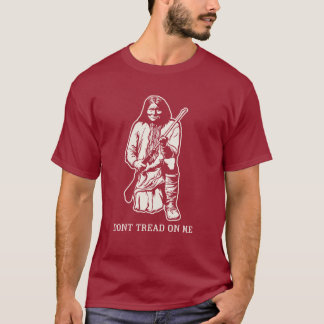 T-shirt de Gadsden Geronimo