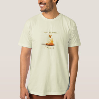 T-shirt de Gandhi