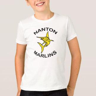 T-shirt de garçons de Nanton Marlins