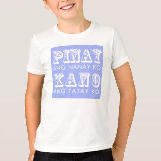 T-shirt de garçons de Pinay-Kano