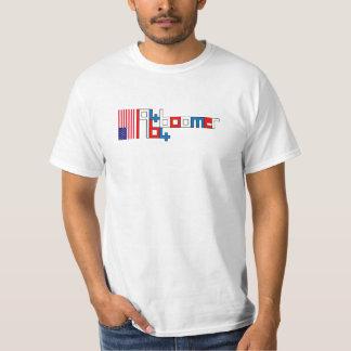 T-shirt de génération de baby boomer