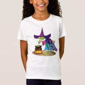 T-shirt de grenouille de magicien