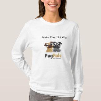 T-shirt de guerre de carlin pas