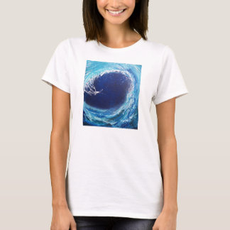 T-shirt de Hanes ComfortSoft® des femmes de boucle