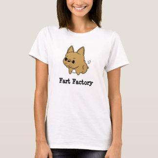 T-shirt de Hanes d'usine de pet pour des femmes