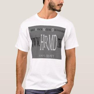 T-shirt de HardRockMetalDrummer