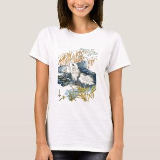 T-shirt de hérons